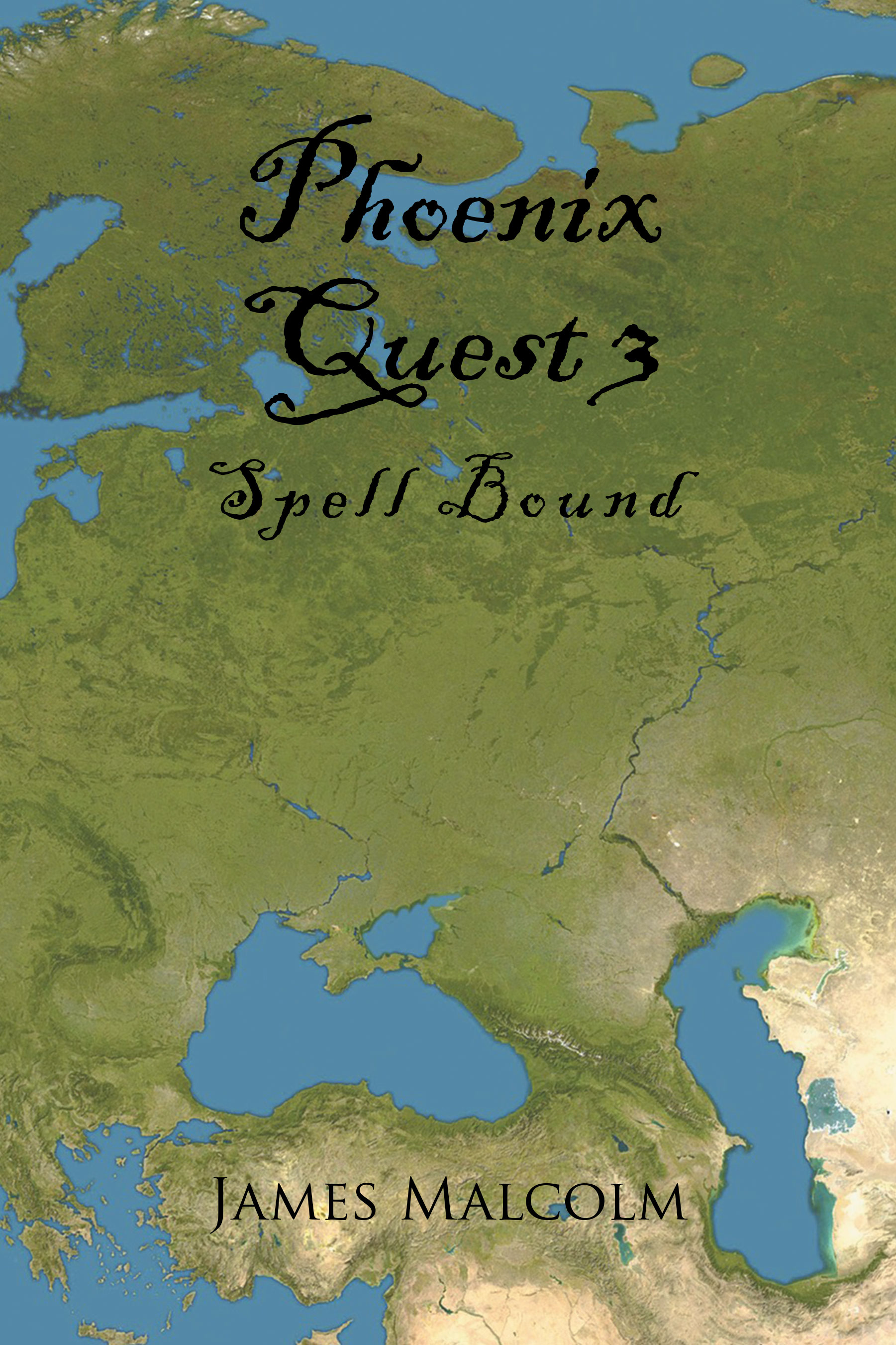ANThology 3 Quest for a Queen
